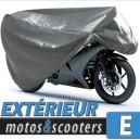 Bache moto protection extérieure, housse ExternLux taille E