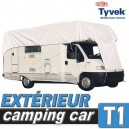 Bache toit Camping Car Taille 01 en Tyvek