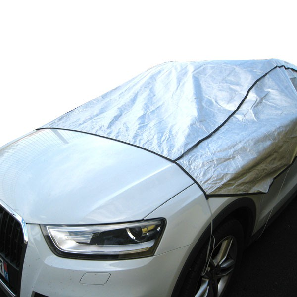 demi bache anti uv protection voiture exterieure interieure garage tyvek pour voitures 3vl. Black Bedroom Furniture Sets. Home Design Ideas