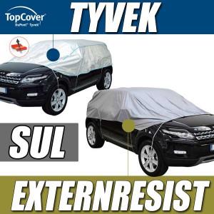 Demi-Bache anti-UV mixte semi sur mesure en Tyvek ou PVC - SUL