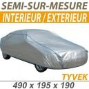 housse 4x4 hybride lexus rx 400h 2006 2007 bache protection voiture semi sur mesure. Black Bedroom Furniture Sets. Home Design Ideas