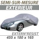 Bache extérieure imperméable semi sur mesure en PVC ExternResist  - Bache 4x4 : Housse protection Mazda CX-3
