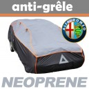 Bache anti-grele en néoprène pour voiture Alfa Roméo Giulietta 1954-1963