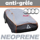 Bache anti-grele en néoprène pour voiture Audi TT 8J coupé