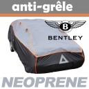 Bache anti-grele en néoprène pour voiture Bentley Flying Spur