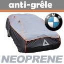 Bache anti-grele en néoprène pour voiture Bmw Serie 6 F12 et F13