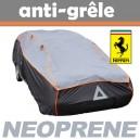 Bache anti-grele en néoprène pour voiture Ferrari 612 Scaglietti