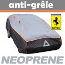 Bache anti-grele en néoprène pour voiture Ferrari Mondial 3L4