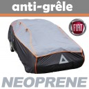 Bache anti-grele en néoprène pour voiture Fiat 500C