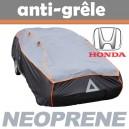 Bache anti-grele en néoprène pour voiture Honda Civic Hybrid