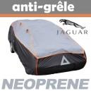 Bache anti-grele en néoprène pour voiture Jaguar XK140 Roadster