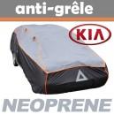 Bache anti-grele en néoprène pour voiture Kia Carens
