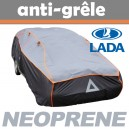 Bache anti-grele en néoprène pour voiture Lada Vaz Kalina