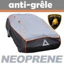 Bache anti-grele en néoprène pour voiture Lamborghini Diablo