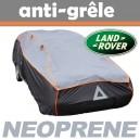 Bache anti-grele en néoprène pour voiture Land Rover Range Rover Evoque