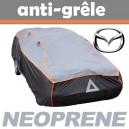 Bache anti-grele en néoprène pour voiture Mazda Premacy 2 et 3