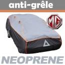 Bache anti-grele en néoprène pour voiture MG TD