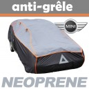 Bache anti-grele en néoprène pour voiture Mini Mini