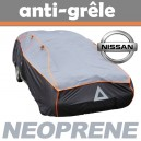 Bache anti-grele en néoprène pour voiture Nissan Qashqai +2