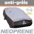 Bache anti-grele en néoprène pour voiture Opel Speedster