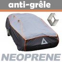 Bache anti-grele en néoprène pour voiture Renault Megane 3/5 portes