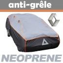 Bache anti-grele en néoprène pour voiture Renault Megane 2, 4 portes