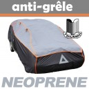Bache anti-grele en néoprène pour voiture Triumph TR3