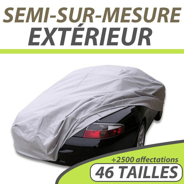 bache protection voiture exterieure pvc externresist pour. Black Bedroom Furniture Sets. Home Design Ideas