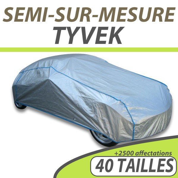 bache anti uv protection voiture exterieure interieure garage tyvek pour voitures. Black Bedroom Furniture Sets. Home Design Ideas